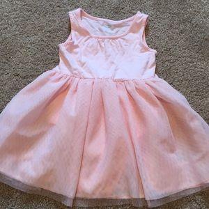 Old Navy ballet pink tutu dress 18-24mo